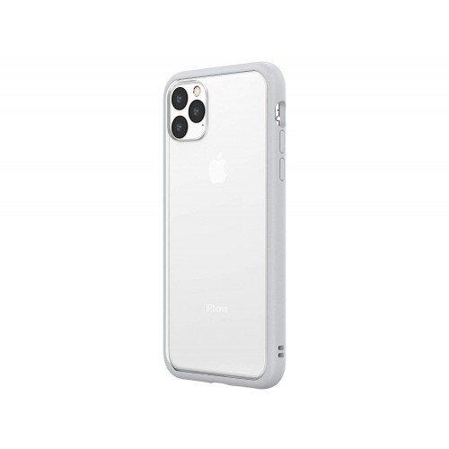 RhinoShield Mod NX Case - iPhone 11 Pro Max - Platinum Gray