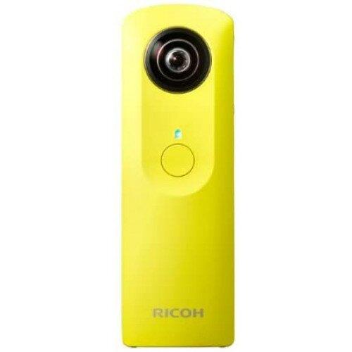 Ricoh Theta m15 Spherical Camera - Yellow