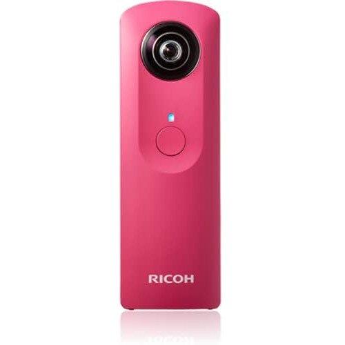 Ricoh Theta m15 Spherical Camera - Pink