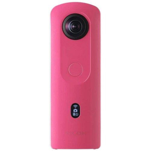 Ricoh Theta SC2 Spherical Camera - Pink