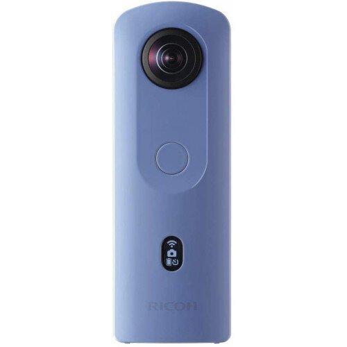 Ricoh Theta SC2 Spherical Camera - Blue