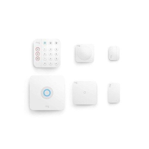 Ring Retrofit Alarm Kit - 5-Piece Alarm Bundle