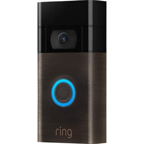 Ring Video Doorbell 2nd Generation - Venetian Bronze