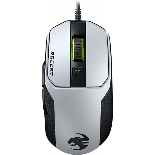 ROCCAT Kain 100 AIMO RGB Gaming Mouse - White