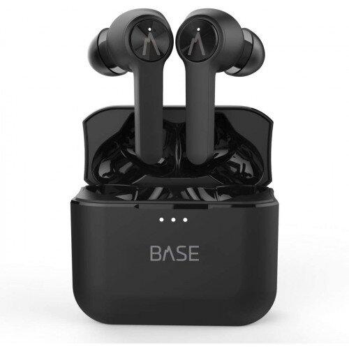 Rowkin Base Line Dual-Mic Noise Cancelling Wireless Earbuds