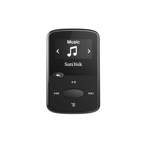 SanDisk Clip Jam MP3 Player - Black