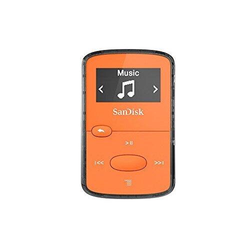 SanDisk Clip Jam MP3 Player - Orange