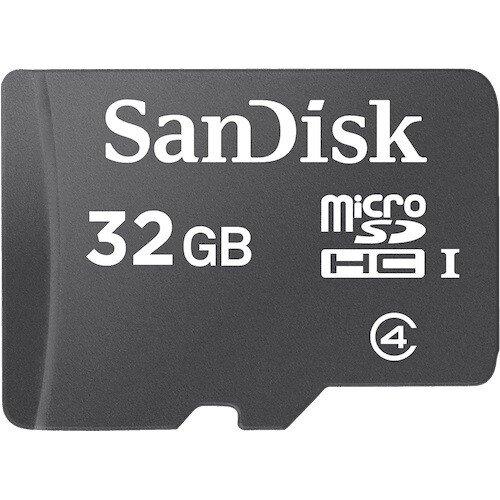 SanDisk Micro SDHC Memory Card - 32GB