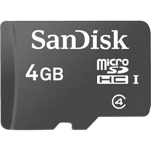 SanDisk Micro SDHC Memory Card