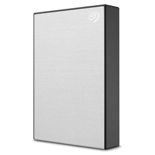 Seagate Backup Plus Portable Hard Drive - 4TB - Silver