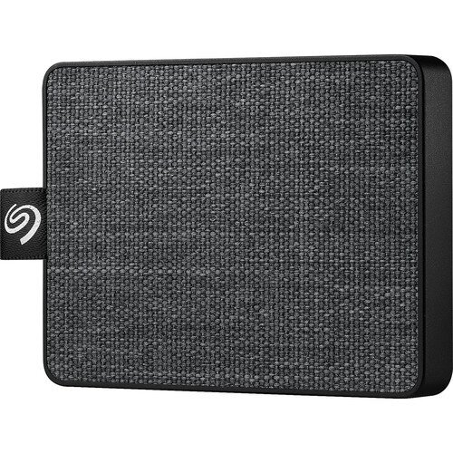 Seagate One Touch Ultra-small Usb 3.0 External SSD - 500GB - Black