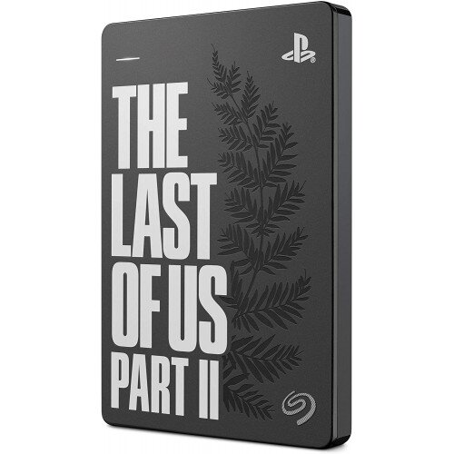 Seagate The Last of Us Part II Limited Edition 2TB Game Drive for PS4