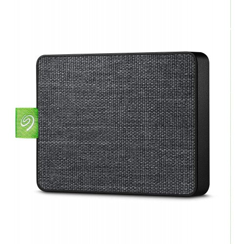 Seagate Ultra Touch Ultra-Small USB 3.0 External SSD - Black