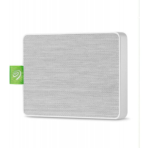 Seagate Ultra Touch Ultra-Small USB 3.0 External SSD - White