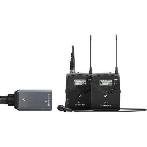 Sennheiser EW 100 ENG G4-A1 Camera Broadcast Wireless Microphone Set