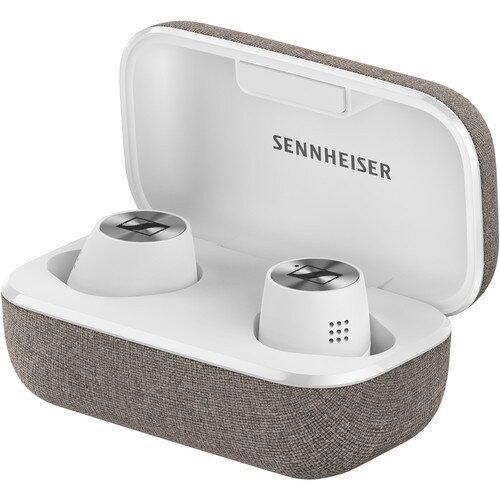 Sennheiser Momentum True Wireless 2 Noise-Canceling Earbuds - White