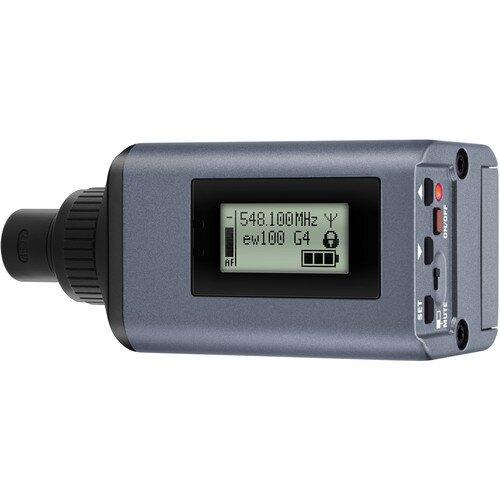 Sennheiser SKP 100 G4 Plug-on Transmitter Microphone