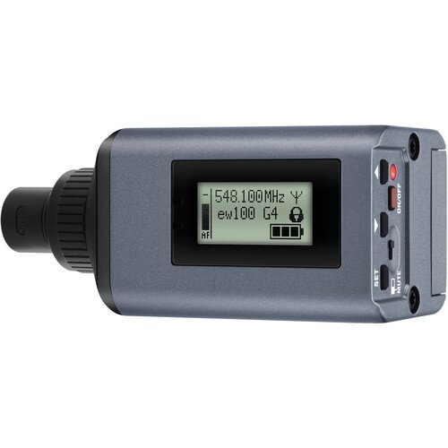 Sennheiser SKP 100 G4-A Plug-on Transmitter Microphone