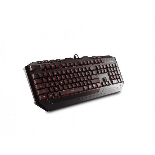 Cooler Master Devastator Gaming Gear Combo Keyboard - Red
