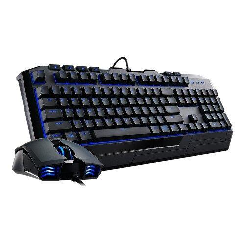 Cooler Master Devastator II Keyboard & Mouse Combo - Blue