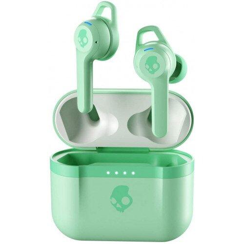 Skullcandy Indy Evo True Wireless In-Ear Earbuds - Pure Mint