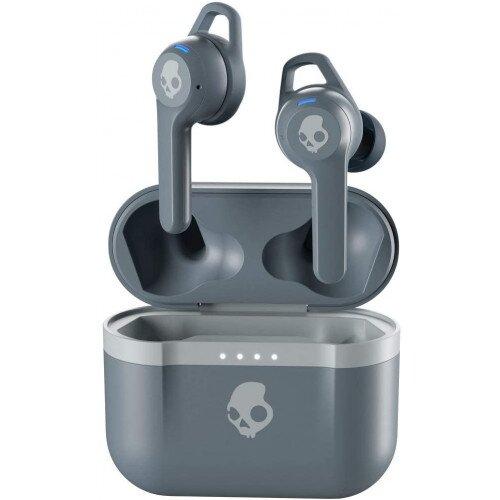 Skullcandy Indy Evo True Wireless In-Ear Earbuds - Chill Grey