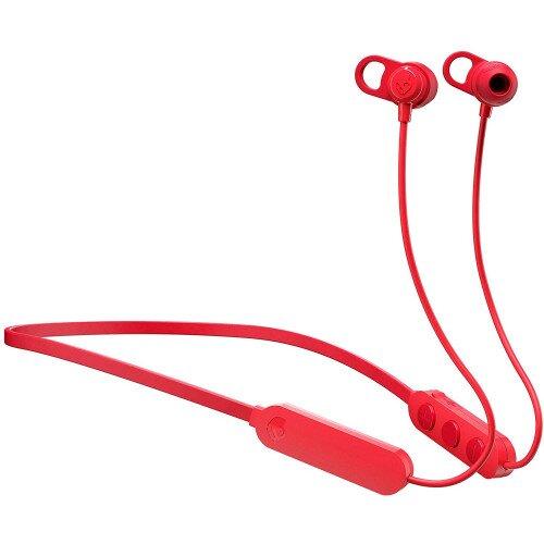 Skullcandy Jib+ Wireless Earbuds - Cherry Red