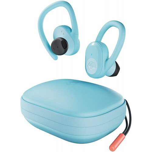 Skullcandy Push Ultra True Wireless In-Ear Earbuds - Bleached Blue