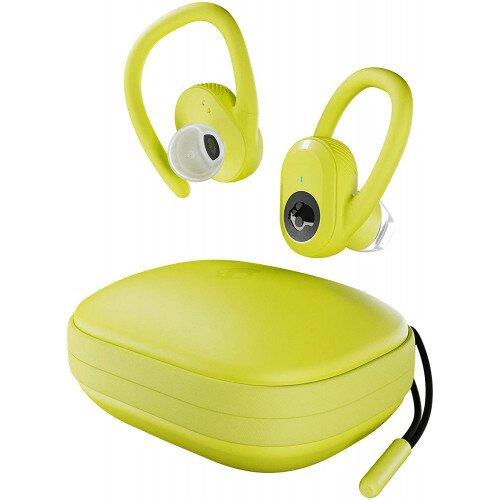 Skullcandy Push Ultra True Wireless In-Ear Earbuds - Energized Yellow