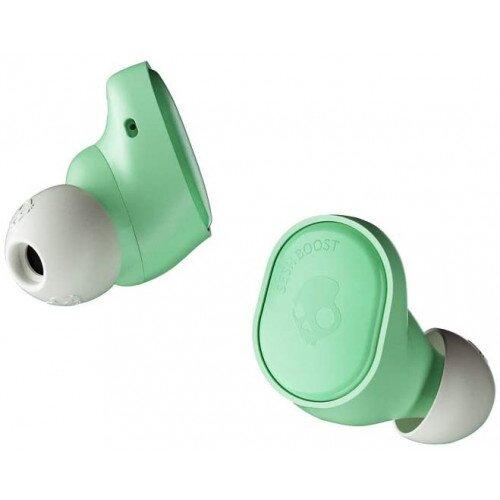 Skullcandy Sesh Evo True In-Ear Wireless Earbuds - Pure Mint