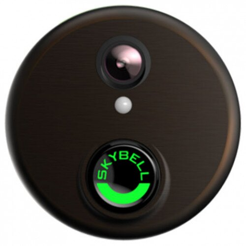 SkyBell HD Wi-Fi Video DoorBell - Oil Rubbed Bronze