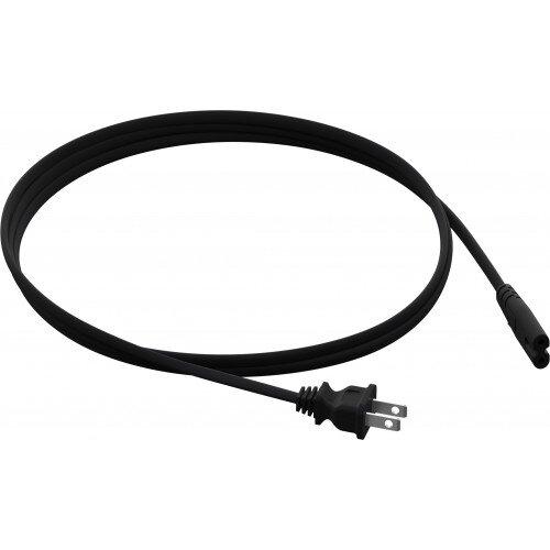 Sonos Power Cable - Connect - 6ft - Black