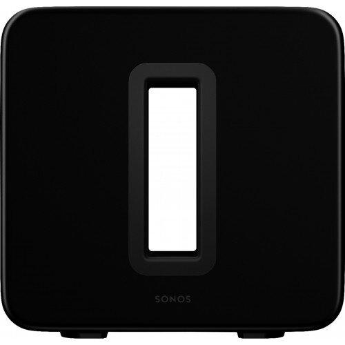 Sonos Sub Wireless Subwoofer (3rd Generation) - Black