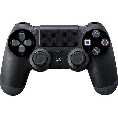 Sony DualShock 4 Wireless Controller for PlayStation 4 - Jet Black