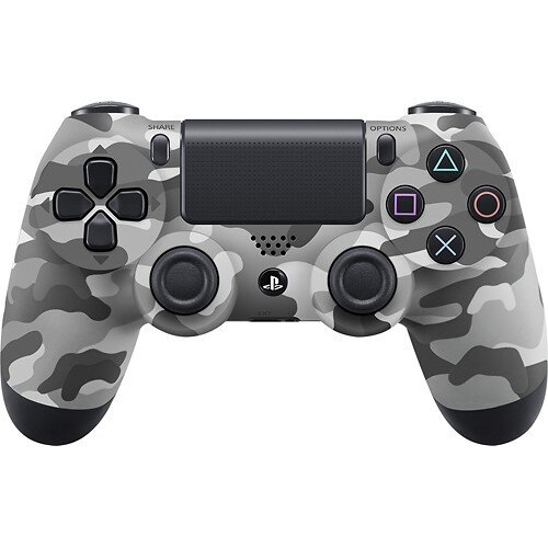 Sony DualShock 4 Wireless Controller for PlayStation 4 - Urban Camouflage