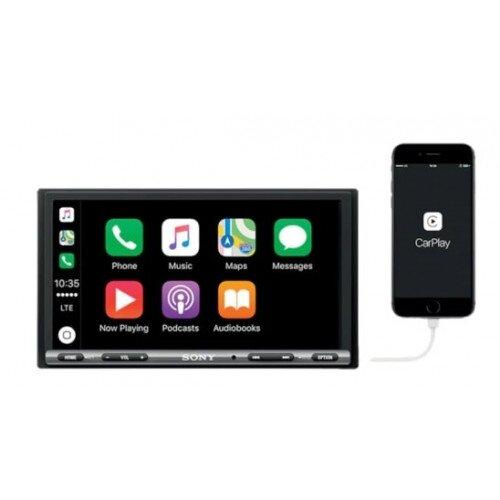"Sony 6.95"" Apple CarPlay Media Receiver"