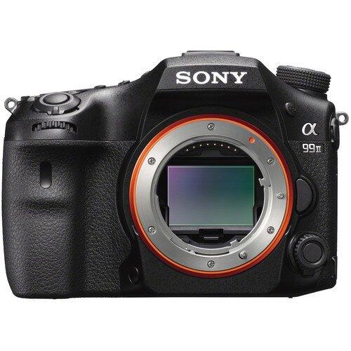 Sony α99 II with Back-illuminated Full-Frame Image Sensor