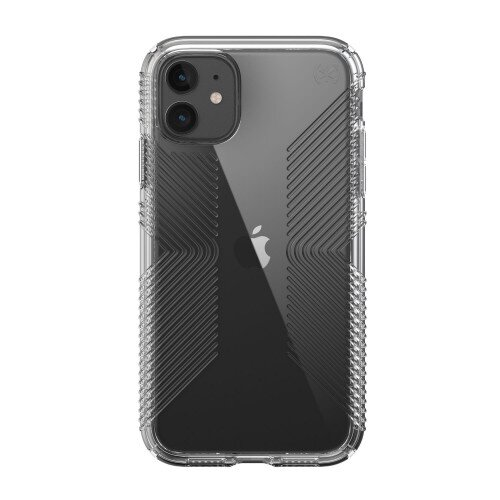 Speck Presidio Perfect-Clear with Grips iPhone 11 Case