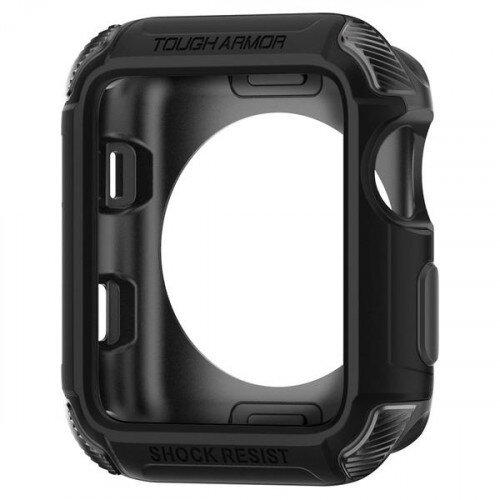 Spigen Apple Watch Series 3/2 (38mm) Case Tough Armor 2 - Matte Black