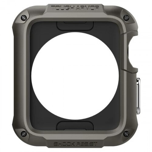 Spigen Apple Watch Series 3/2 (42mm) Case Tough Armor 2 - Gunmeteal