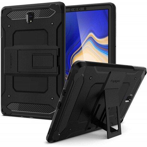 Spigen Galaxy Tab S4 Case Tough Armor Tech - Black