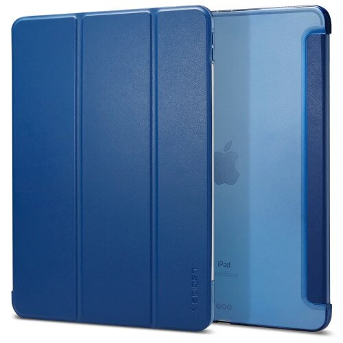 """Spigen iPad Pro 11"""" (2018) Case Smart Fold - Blue"""