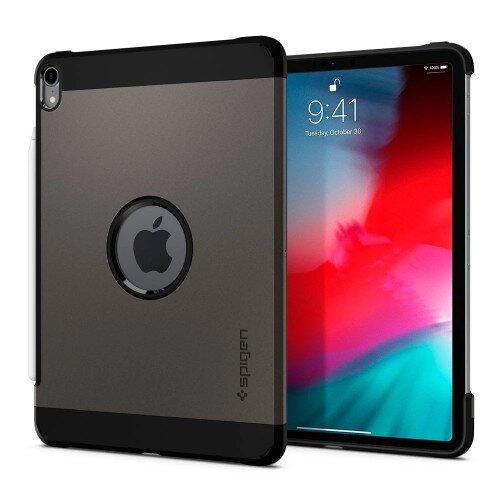 "Spigen iPad Pro 11"" (2018) Case Tough Armor - Gunmetal"