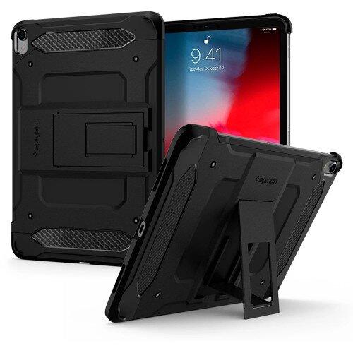 """Spigen iPad Pro 11"""" (2018) Case Tough Armor Tech - Black"""