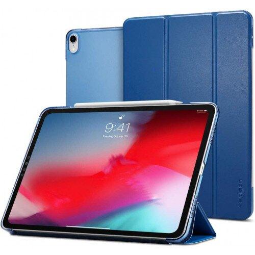 """Spigen iPad Pro 12.9"""" (2018) Case Smart Fold - Blue"""