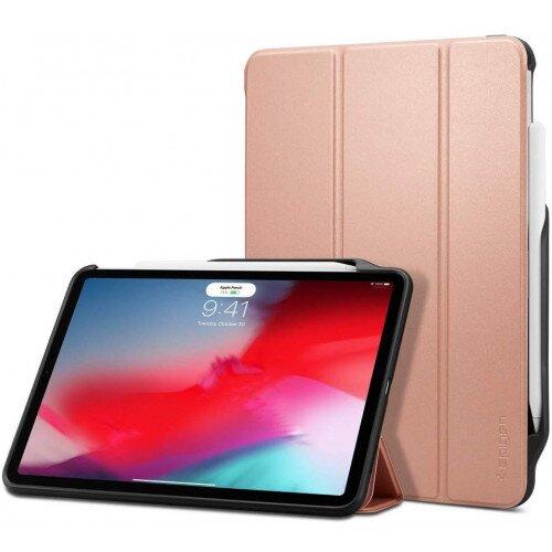 "Spigen iPad Pro 12.9"" (2018) Case Smart Fold 2 - Rose Gold"