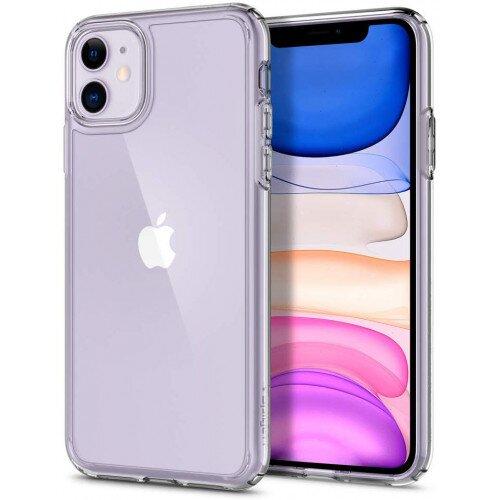 Spigen iPhone 11 Case Ultra Hybrid - Crystal Clear