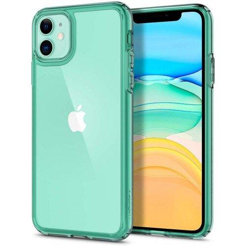 Spigen iPhone 11 Case Ultra Hybrid - Green