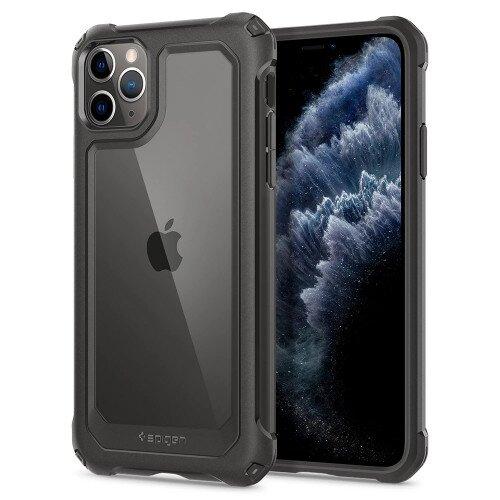 Spigen iPhone 11 Pro Case Gauntlet - Gunmetal