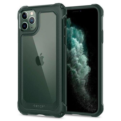 Spigen iPhone 11 Pro Case Gauntlet - Hunter Green